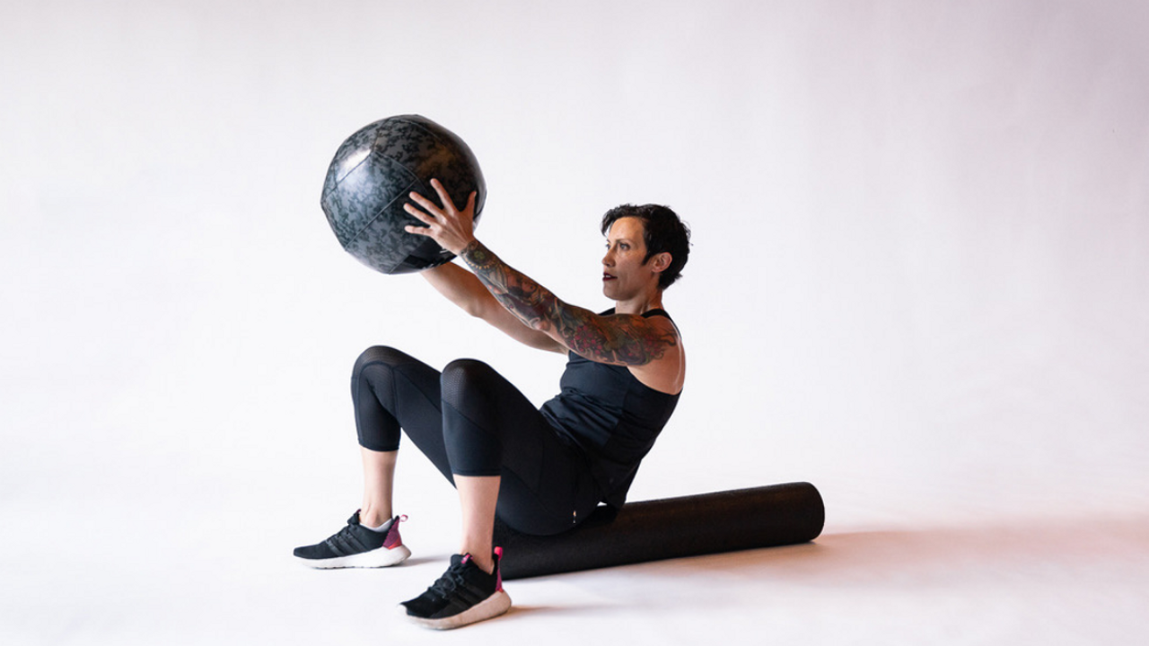 core training during menopause