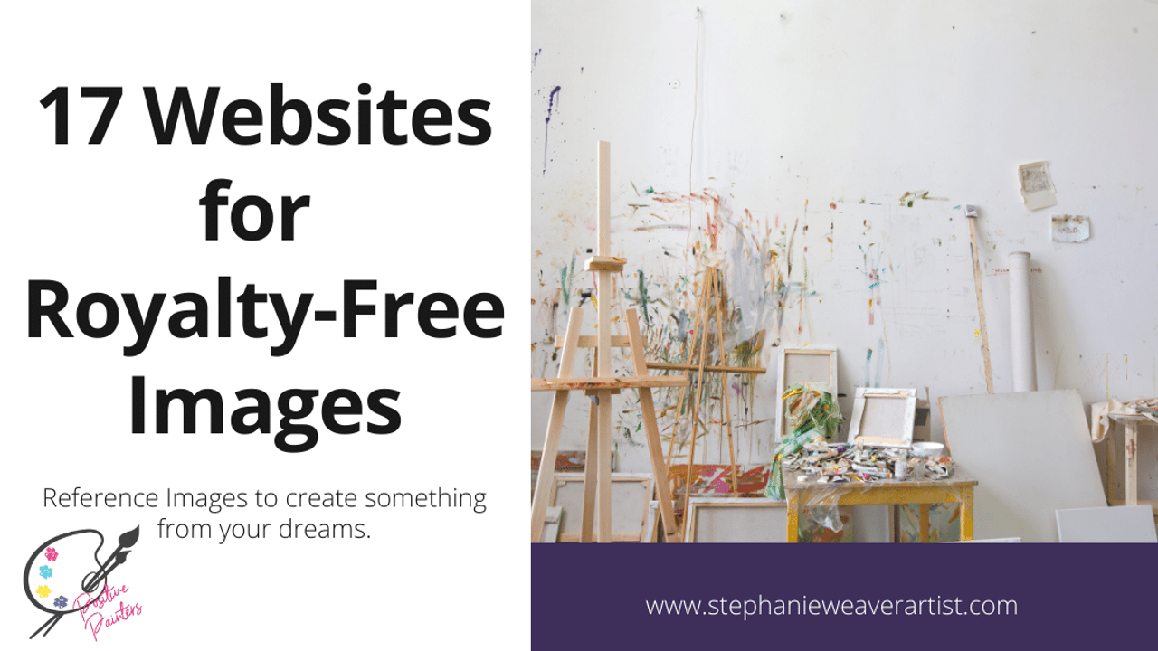 17 Free Image Resources for Artists