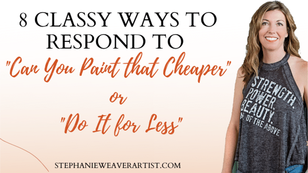"""8 Classy Ways To Respond To """"Will You Take Less?"""""""
