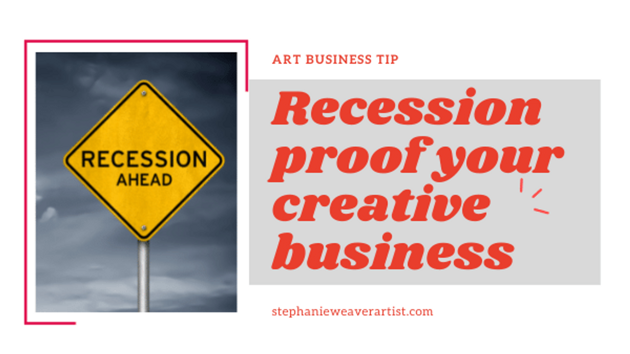 Protect your creative business from a recession