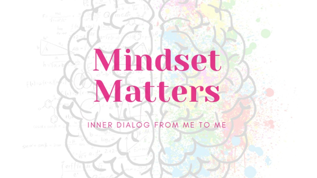 Artist Mindset Matters - at what point do you say enough!