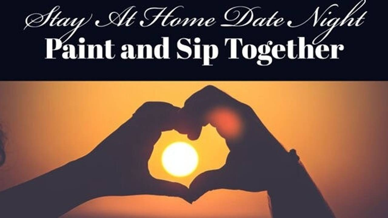 Stay At Home Date Night Idea