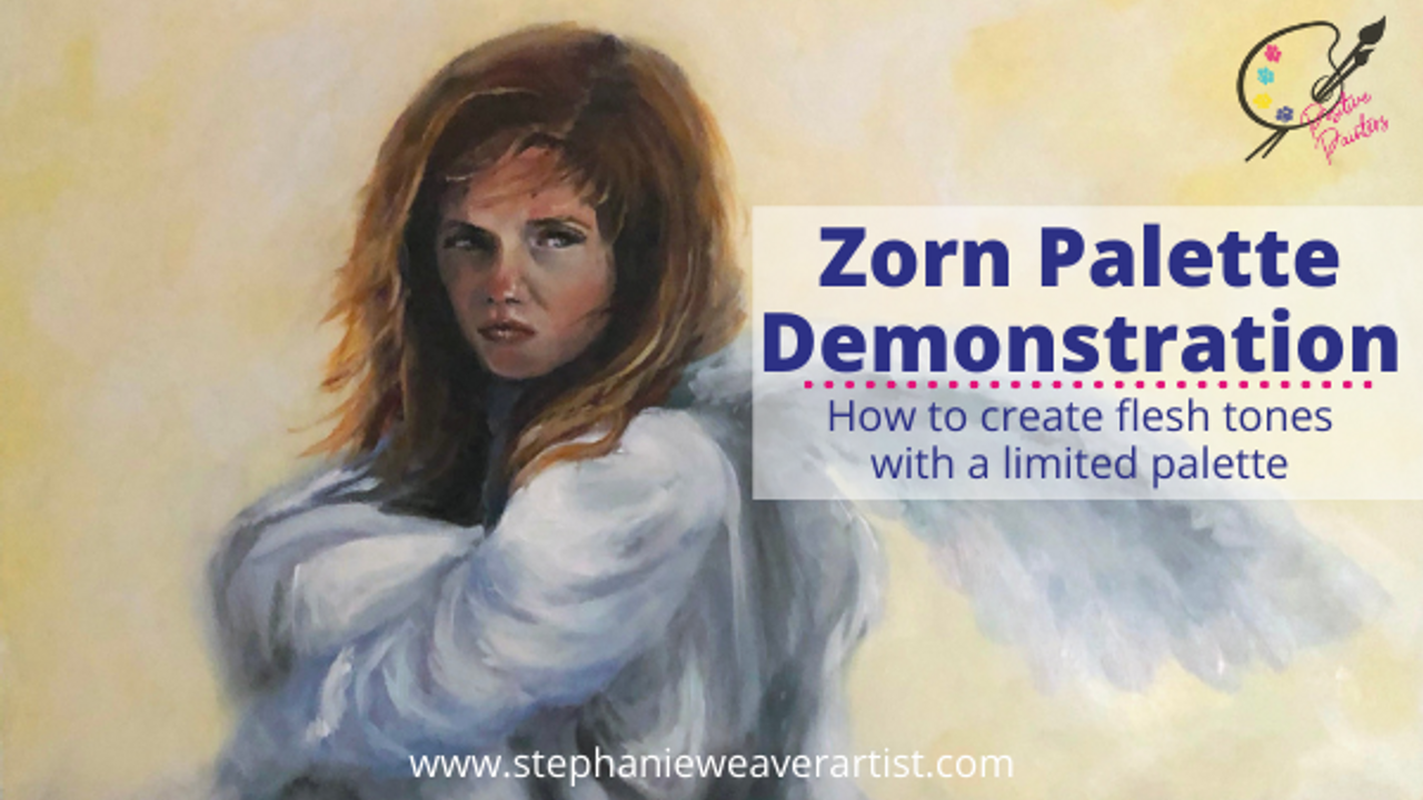 The Benefits of Using the Zorn Palette for Flesh Tones
