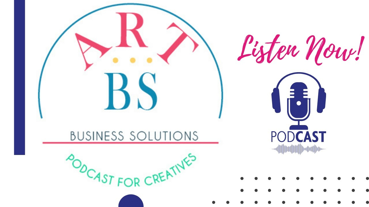 Art BS Podcast: a Podcast about Art Business Solutions in this episode we talk about how to make social media work for you