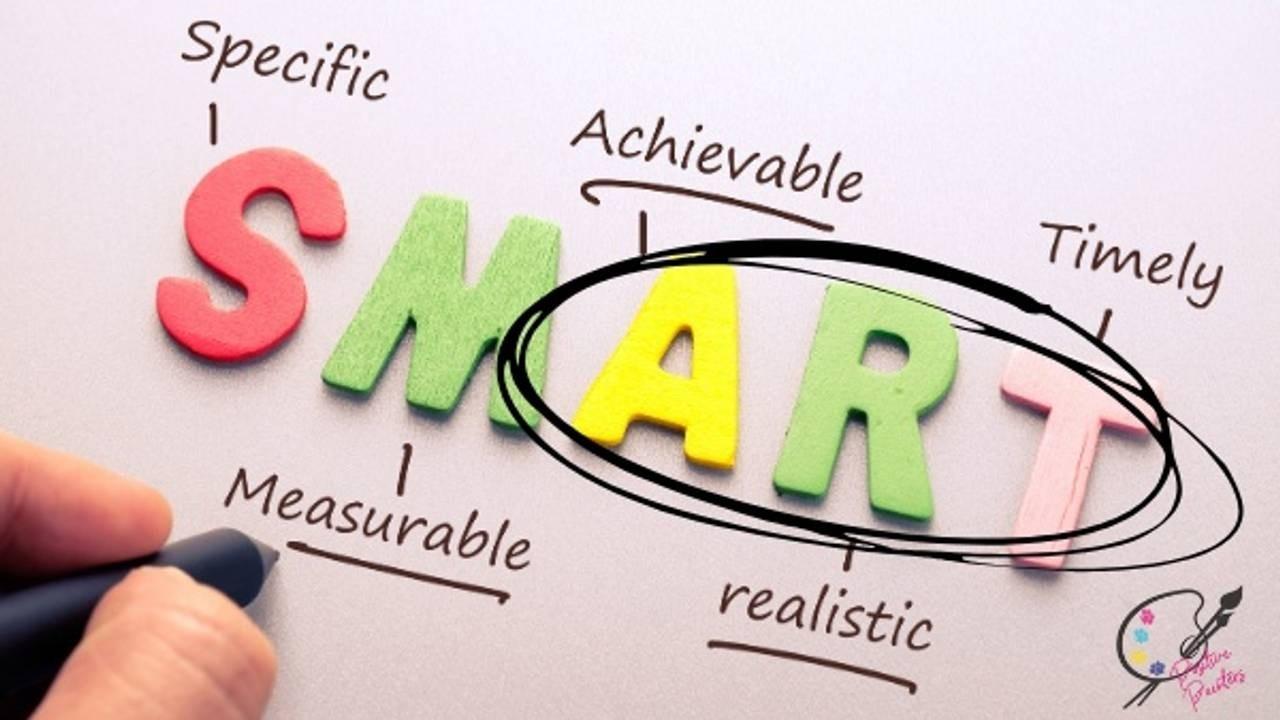 Art Business Goals for SMART Artist goals | Art Goals