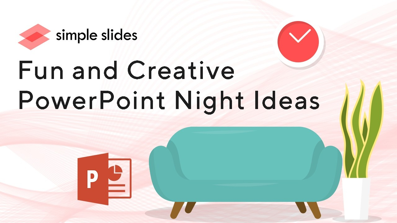 The newest TikTok trend are PowerPoint Parties. Here are tips for PowerPoint Night Ideas.
