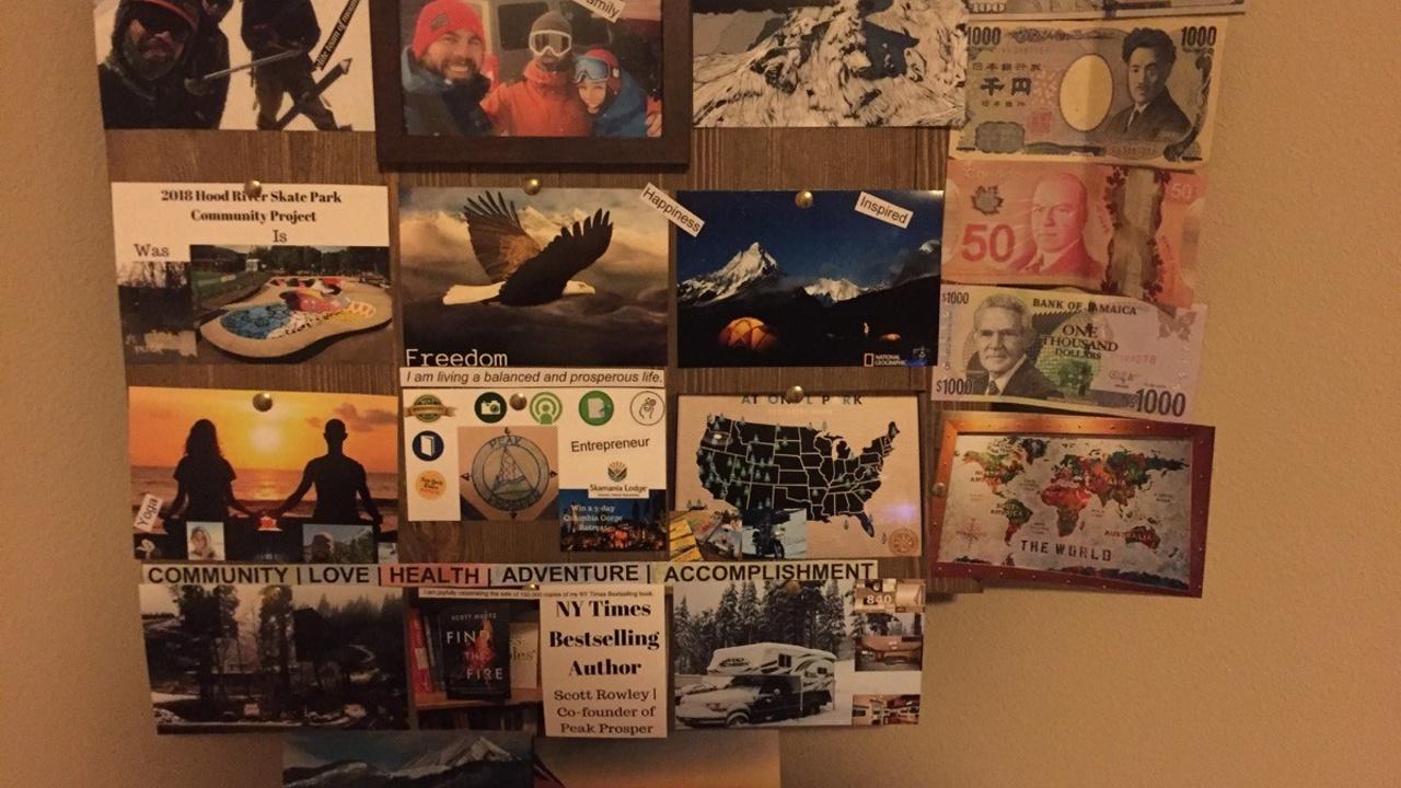 vision boards for men