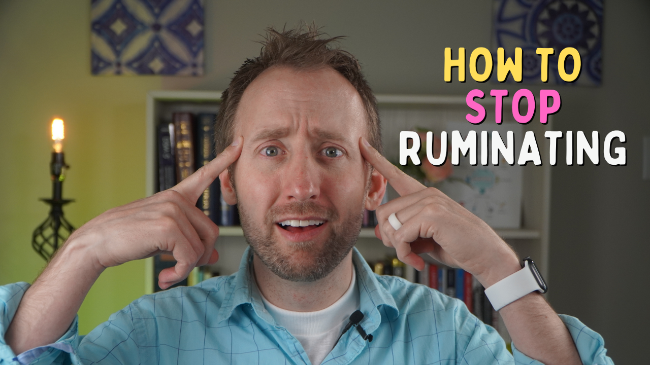 how to stop ruminating