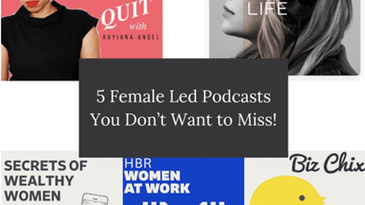 Blog female led FLR World