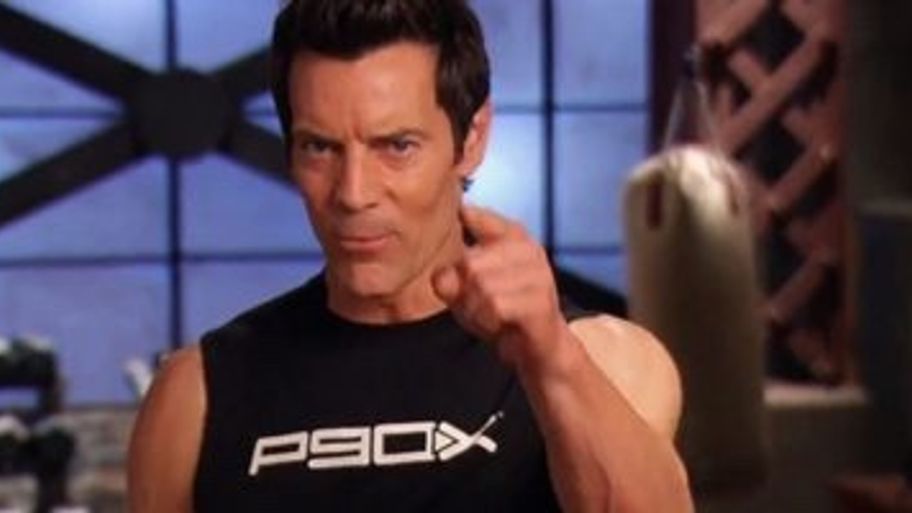 fitness instructor for p90x