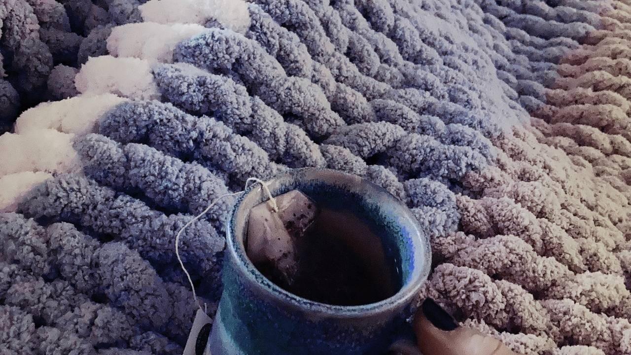 Teatime Cozy Blanket
