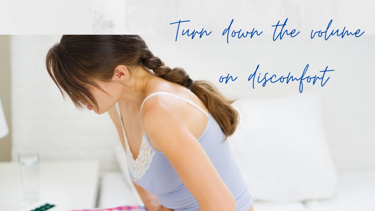 reduce discomfort in IBD
