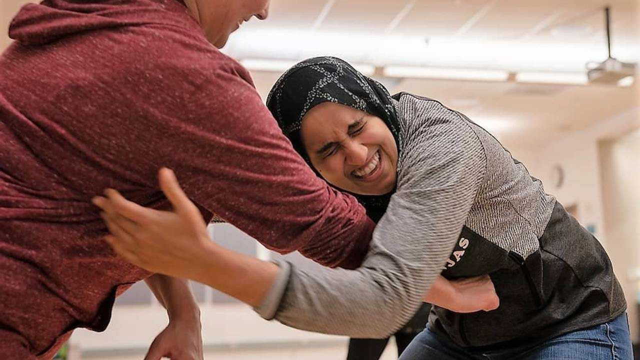 Women's Self-Defense and Female Empowerment