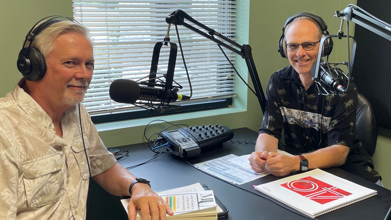 Vince Wilcox & Paul Winkler discuss the music business on The Investor Coaching Show podcast