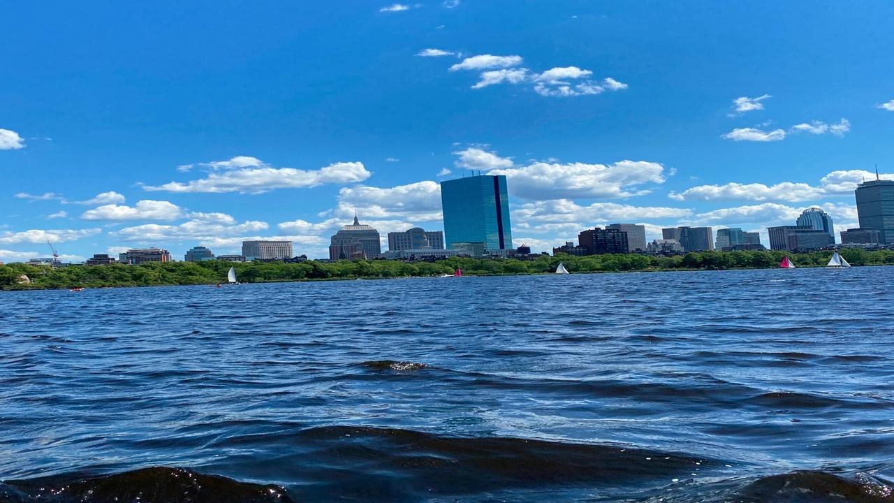 Boston, MA harbor
