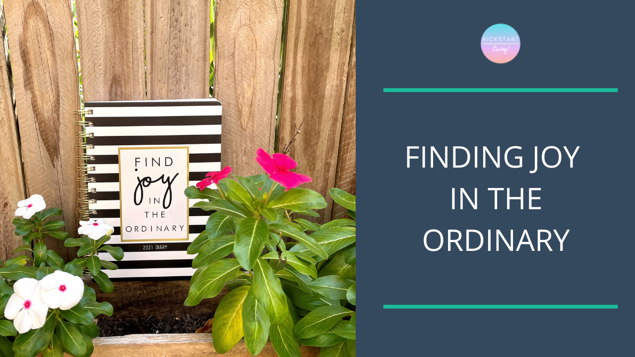 Finding Joy in Unusual Places
