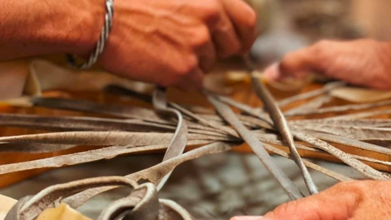Rewilding | Drum Making | Traditional Skills