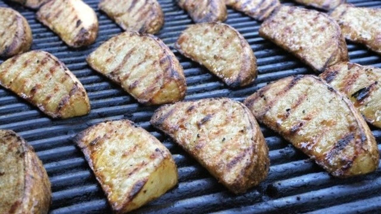 crispy grill fries