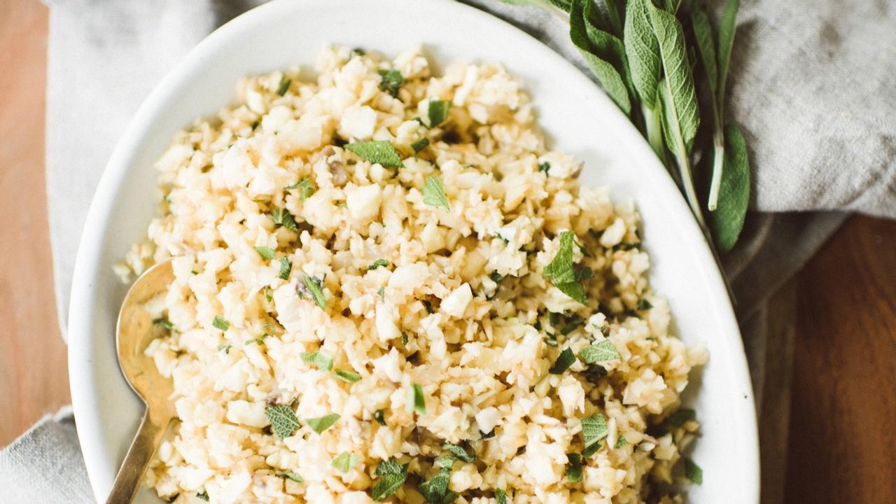 parsnip sage risotto