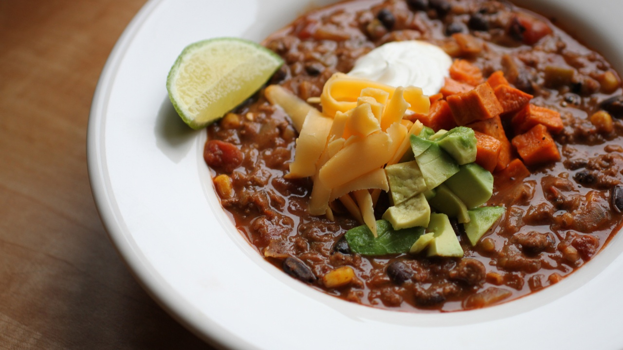 Loaded Secret-Ingredient Chili