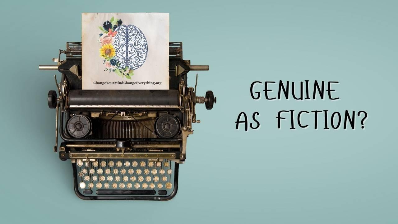 Genuine as fiction by Jami Amerine
