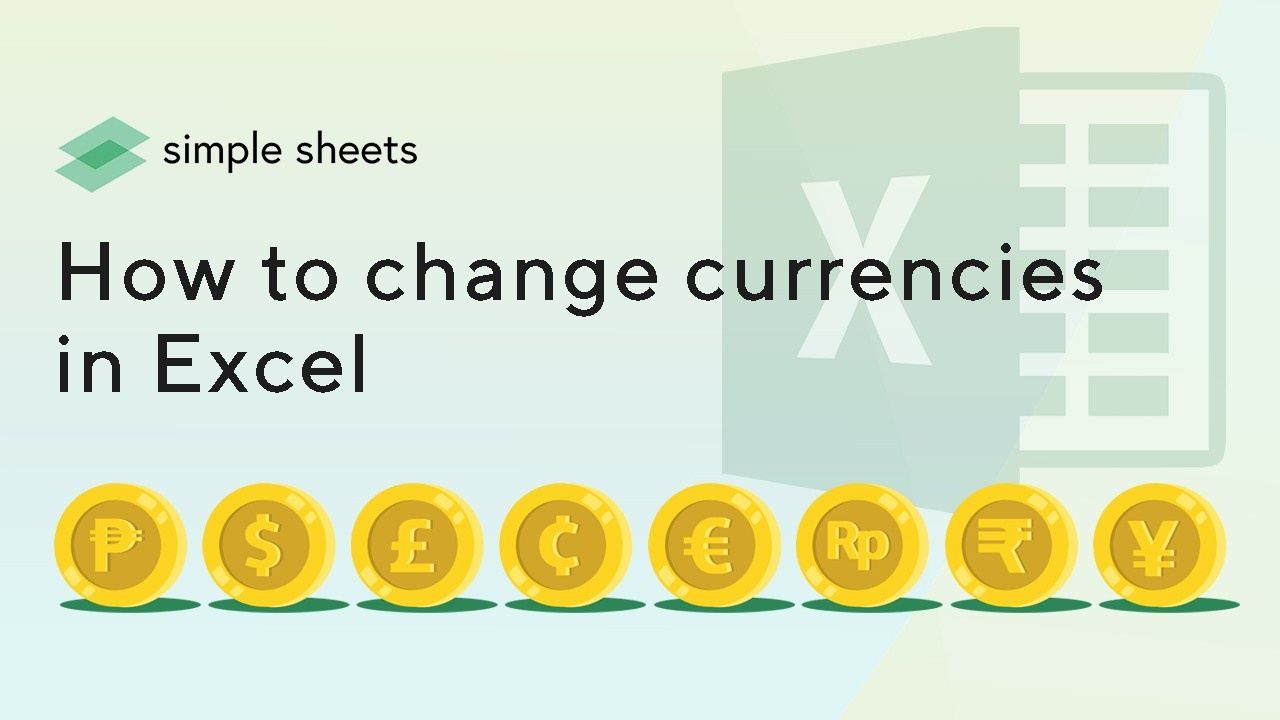 Currency conversion can be made quick and easy with Excel. This blog post aims to guide you in currency conversion in Excel.