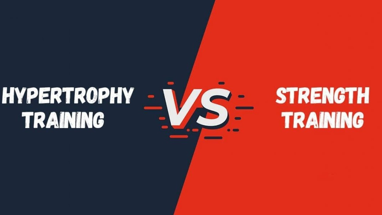 Hypertrophy vs Strength Training: What's The Difference?