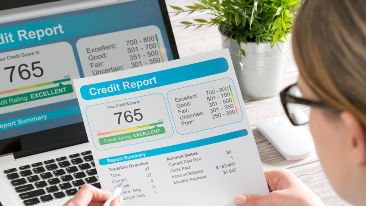 Measure Up Your Credit Report