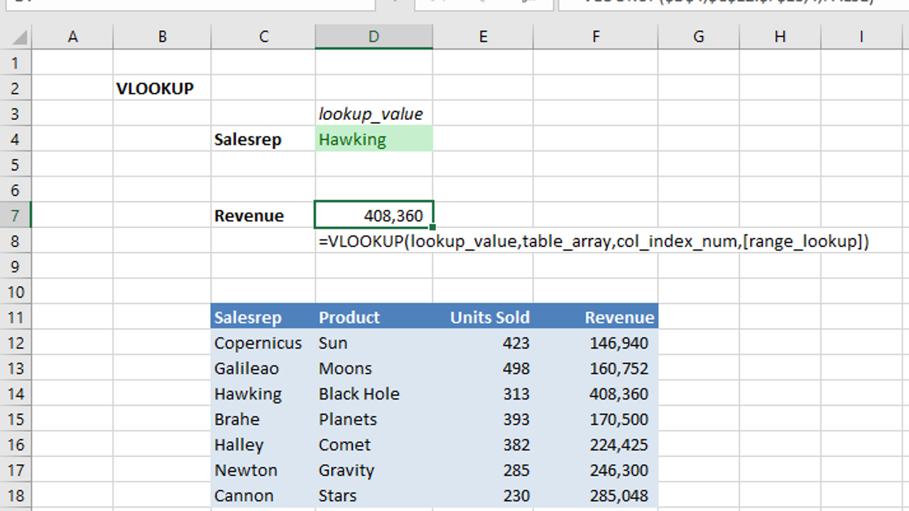 Top Tips for Consultants Using VLOOKUP in Excel