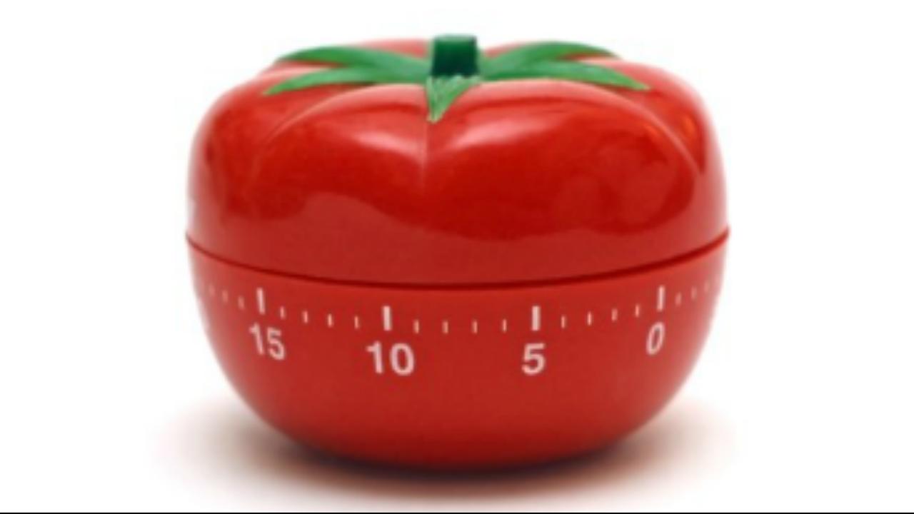 Increase Productivity with Pomodoro