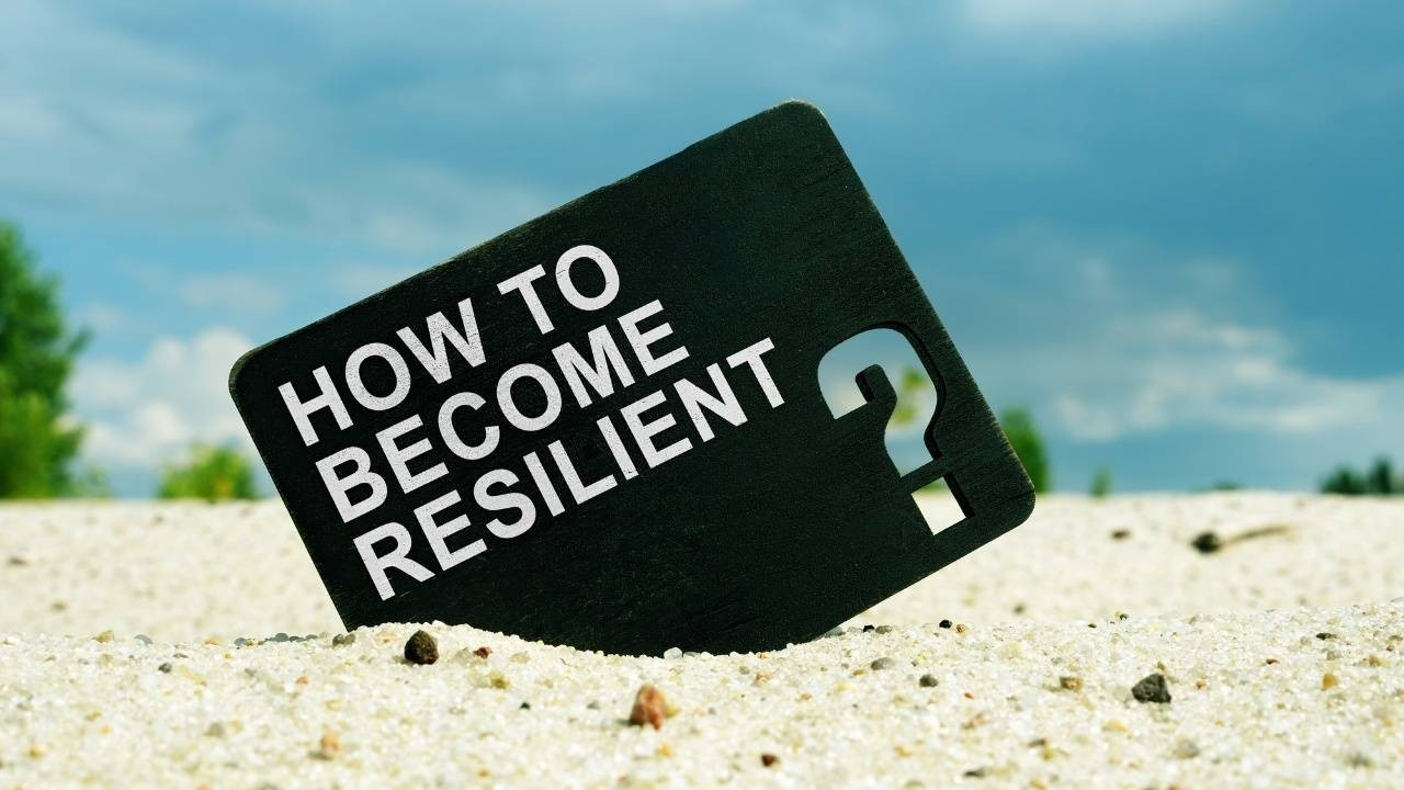 how to become resilient
