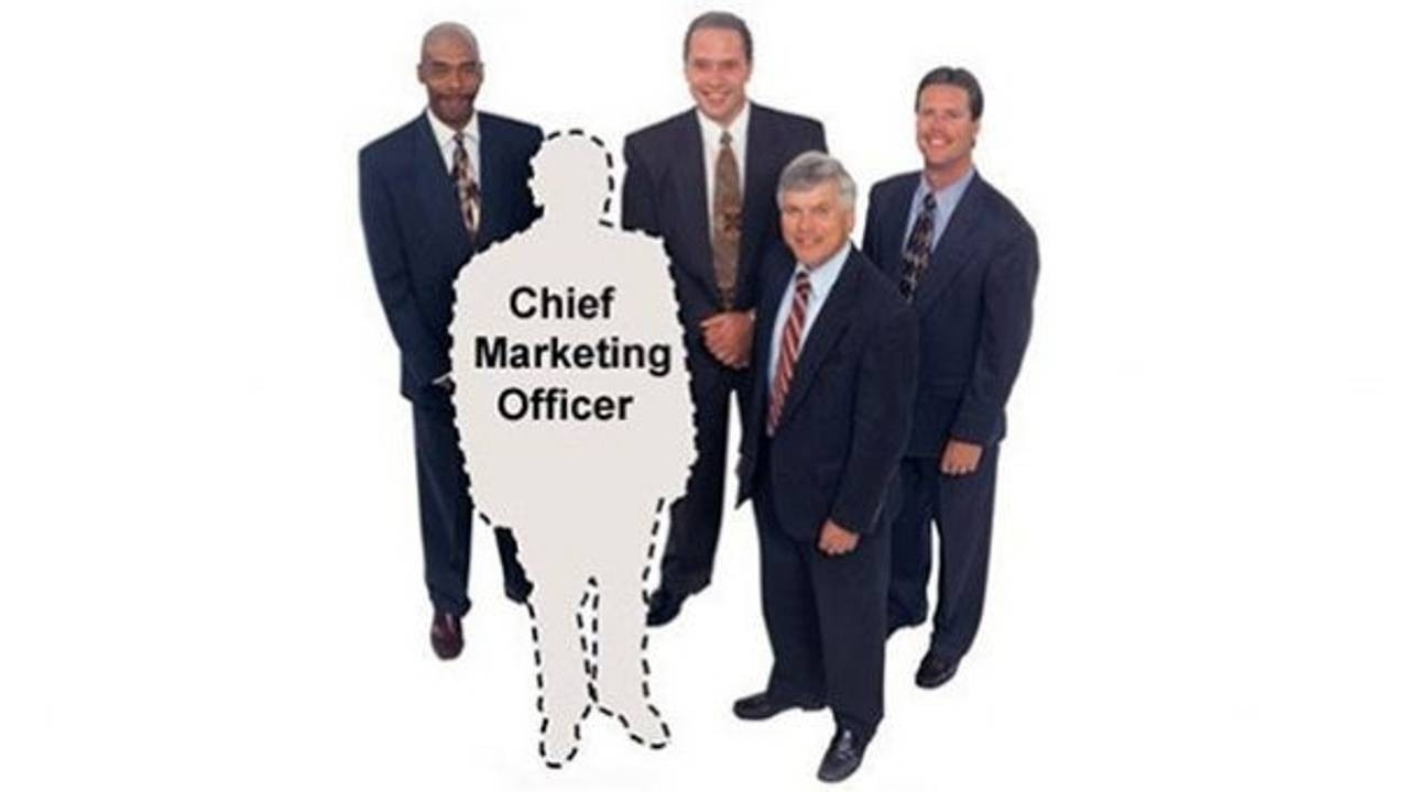 CMOs (and Marketing) Are Back at the Top!