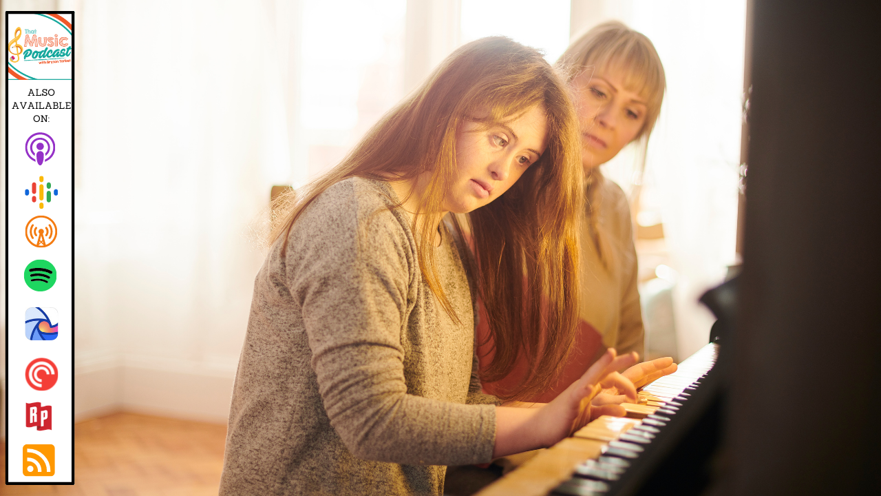 Piano Lessons for Exceptional Learners   That Music Podcast