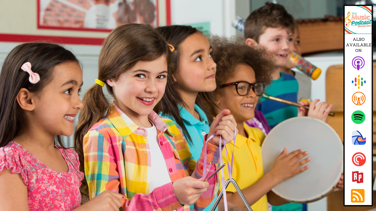 Culturally Responsive Teaching with Darlene Machacon | That Music Podcast