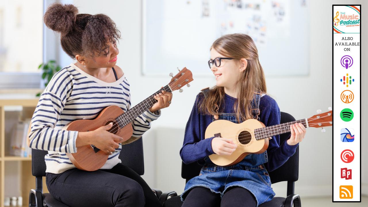 Teaching Ukulele In The Music Classroom