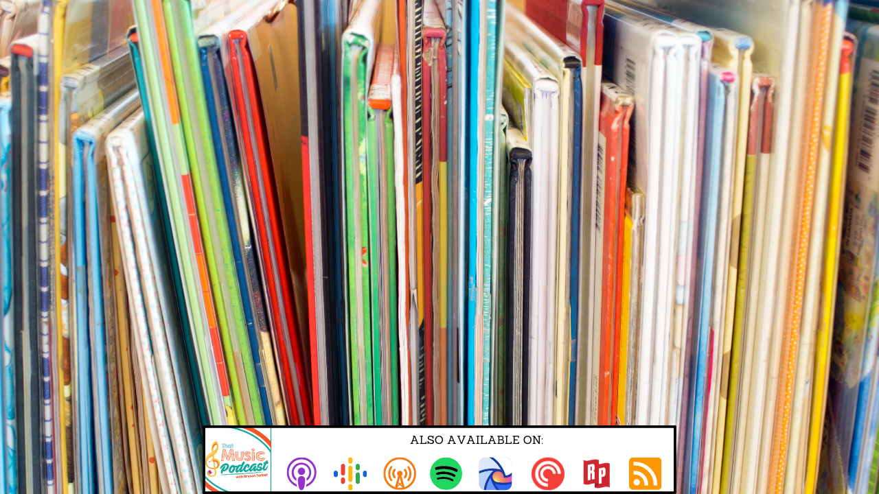 Books in the Music Classroom with Meghan Kennedy | That Music Podcast