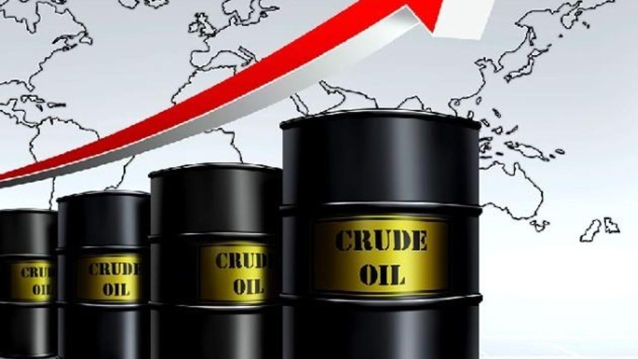 Crude Oil , Commodity
