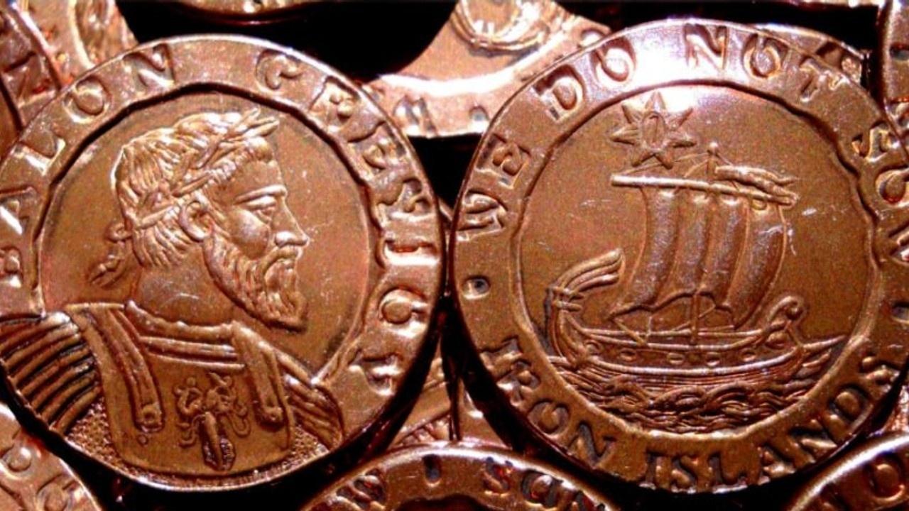 Trading, copper