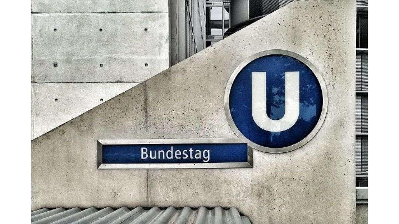 Bundestag photo