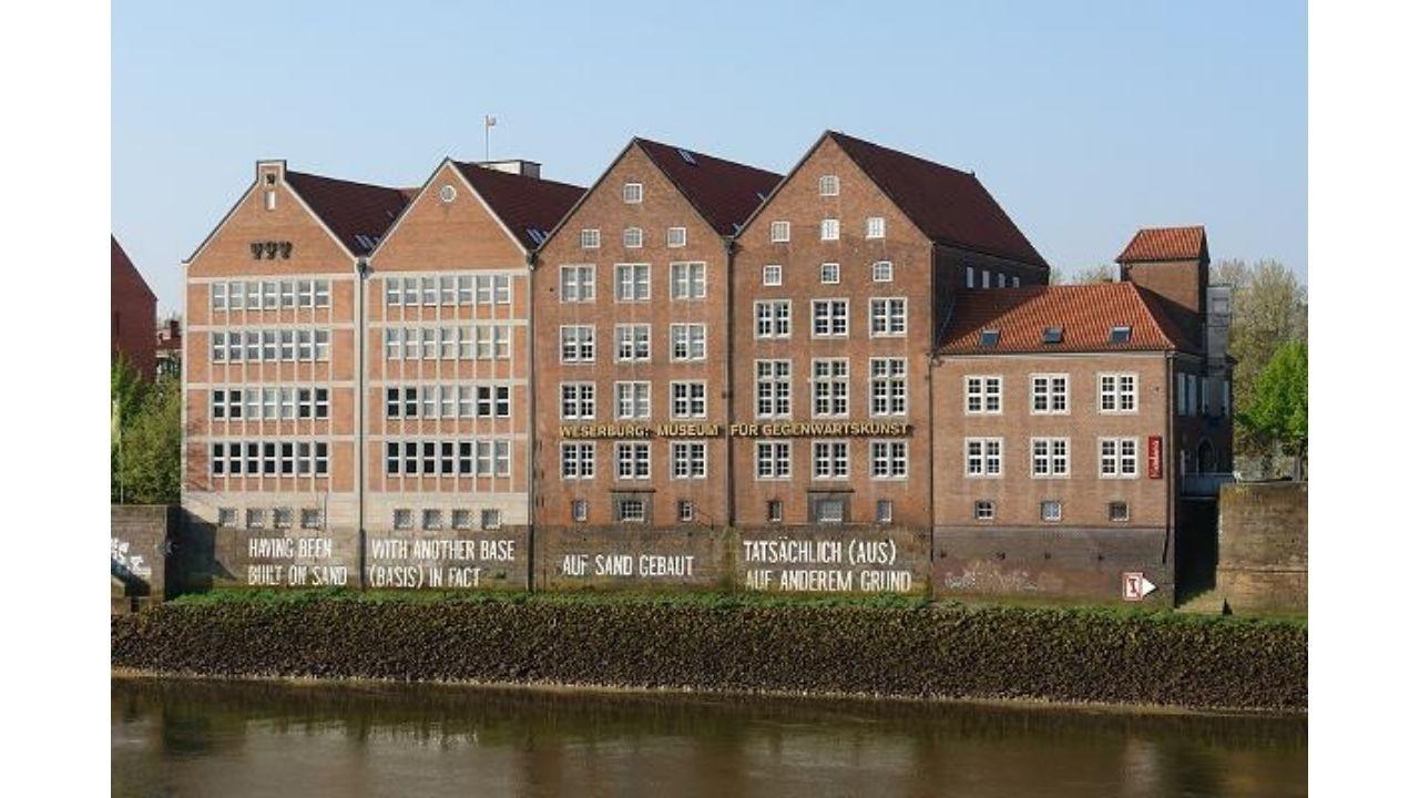 Weserburg Museum photograph