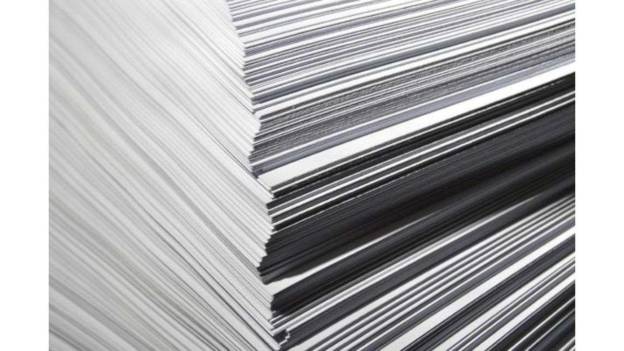 DIN paper