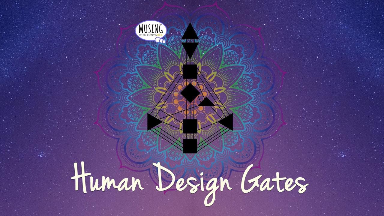 Human Design Gates