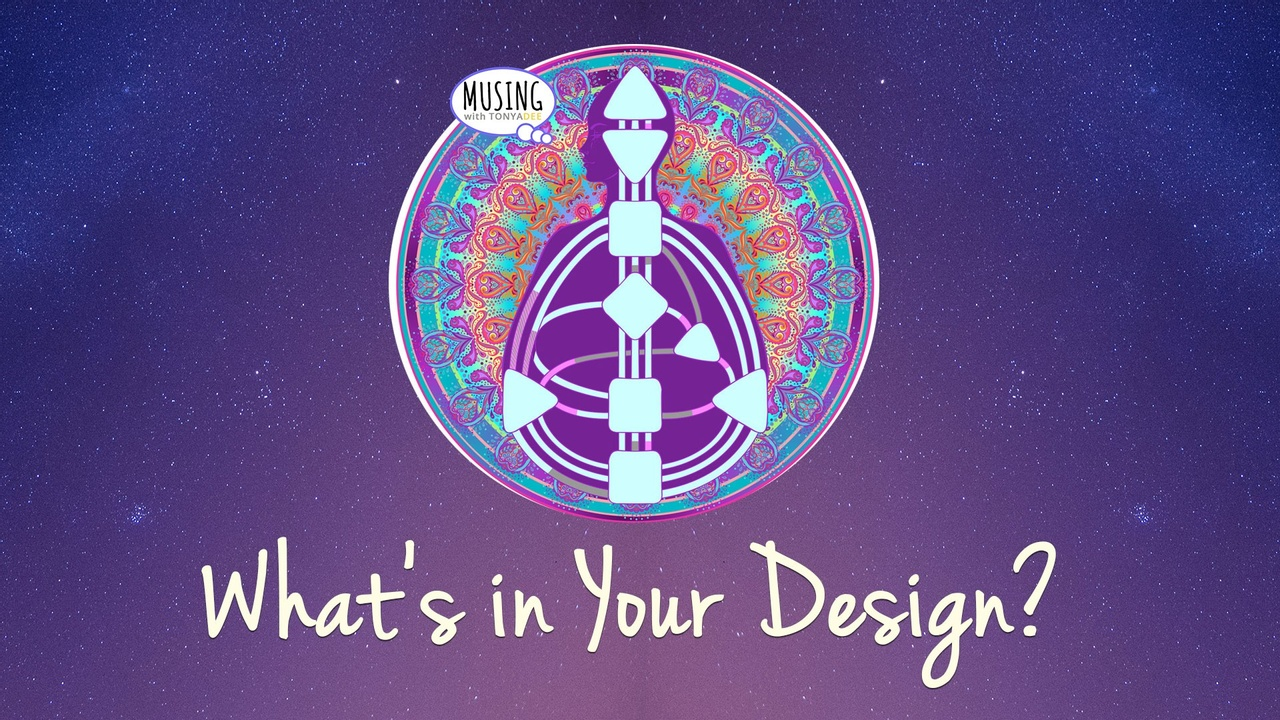 What's In Your Design?