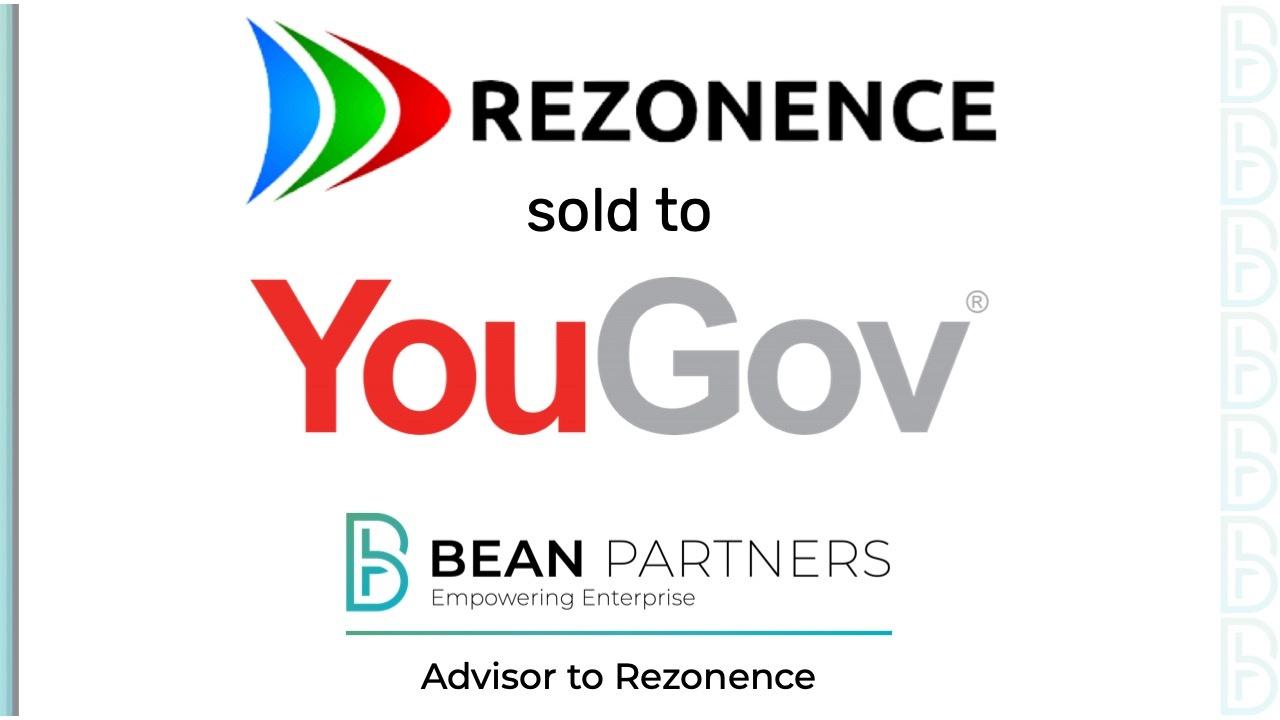 BEAN Partners advises Rezonence