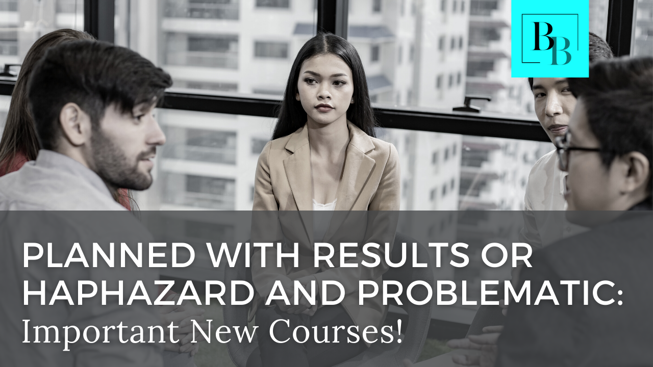 Important New Courses