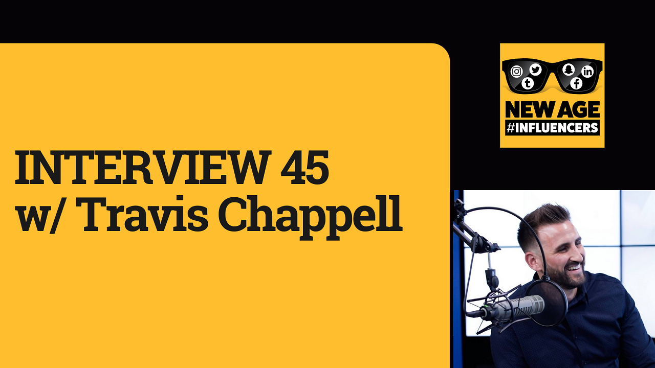 Travis Chappell, Build Your Network