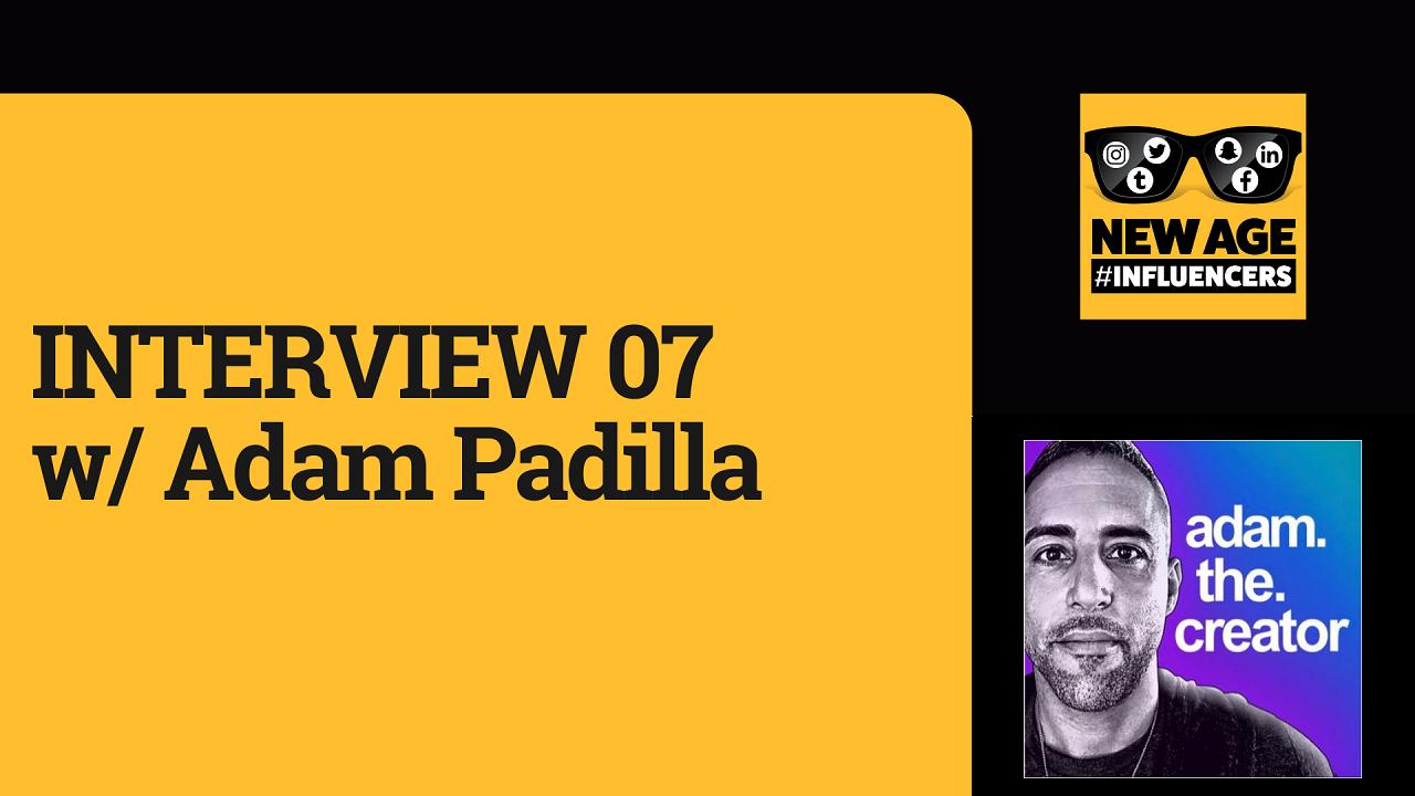 Adam Padilla, Brandfire