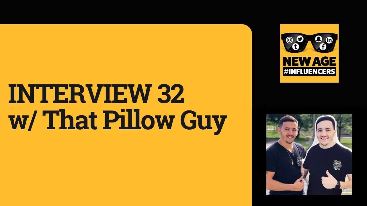 That Pillow Guy