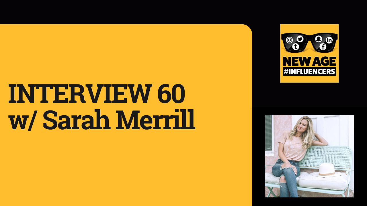 Sarah Merrill, Big Kid Problems