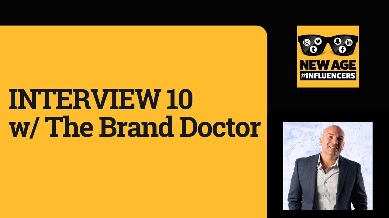 Henry Kaminski Jr, The Brand Doctor